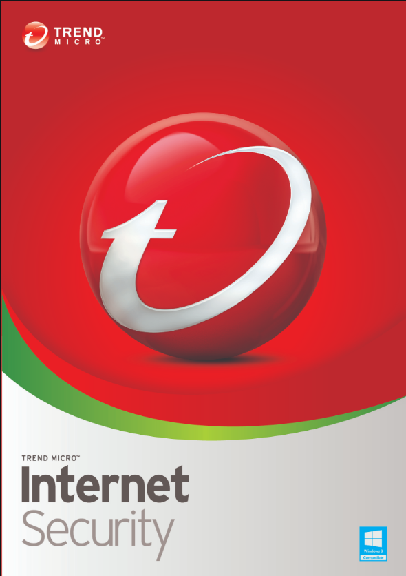 Trend Micro Internet Security 1 PC 1 Year Key Global