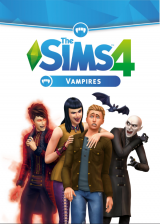 Official The Sims 4 Vampires Origin Key Global