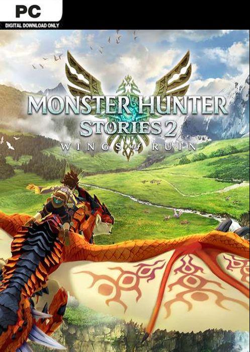 Monster Hunter Stories 2: Wings of Ruin Steam CD Key Global
