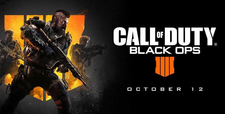 SCDKey Call of Duty Black OPS 4
