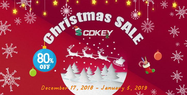 SCDKey christmas 2018
