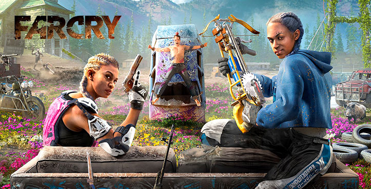 SCDKEY Far Cry New Dawn