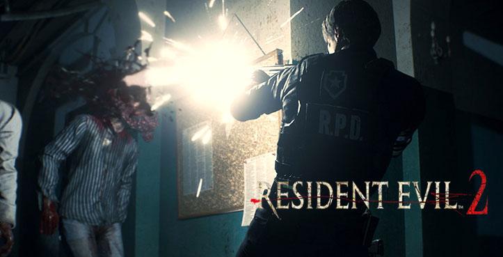 SCDKEY Resident Evil 2