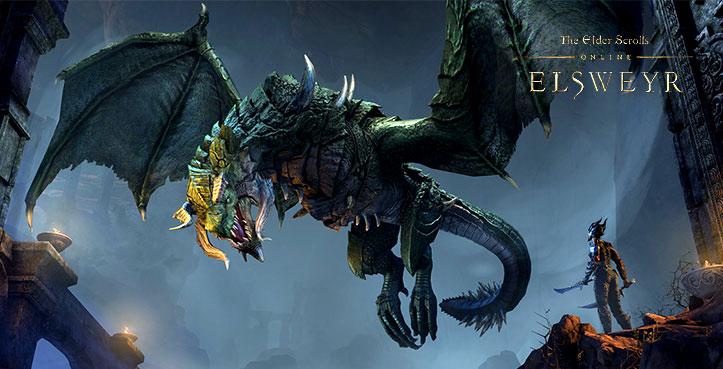 SCDKEY Elder Scrolls Online Elsweyr