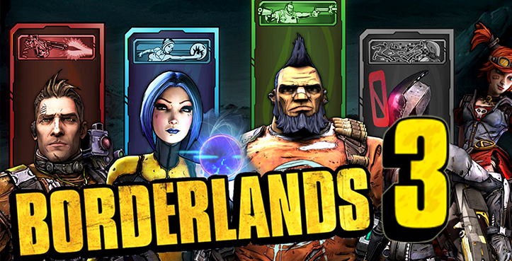 SCDKey Borderlands 3