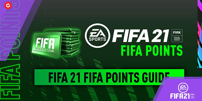 FIFA 21 2200 points