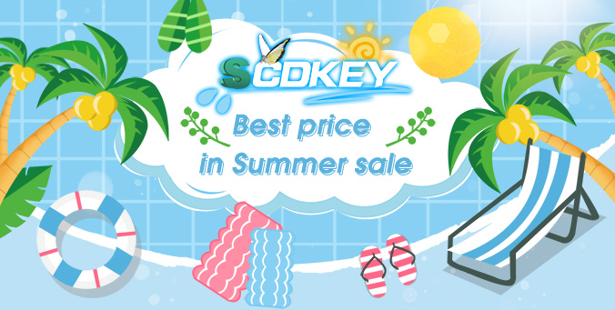 scdkey summersale